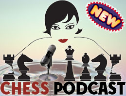 Welcome to Alexandra Kosteniuk's Chess is Cool Podcast