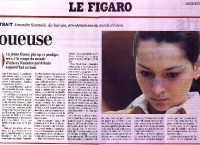 Le Figaro  (October 9, 2002, French)