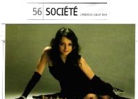 Hebdo  (7-22-2004, French)