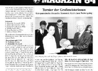 Schach Magazin 64  (13-2004, German)
