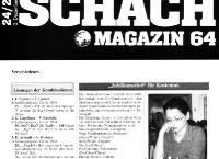 Schach Magazin 64  (24-2004, German)