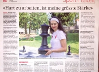 Berner Zeitung 8-2013