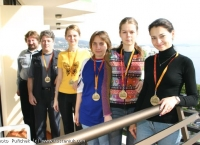 Bronze Medal at Calvia Olympiads
