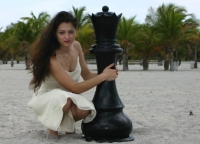 Alexandra is the Miami Queen of Chess